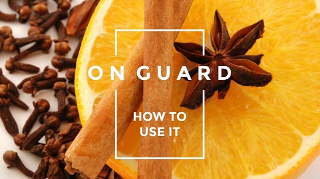 Everyone needs immunity support this time of year. I'm giving my tried and true tips in a new video.  https://www.drstephdavis.com/videos/2017/11/20/how-to-use-on-guard