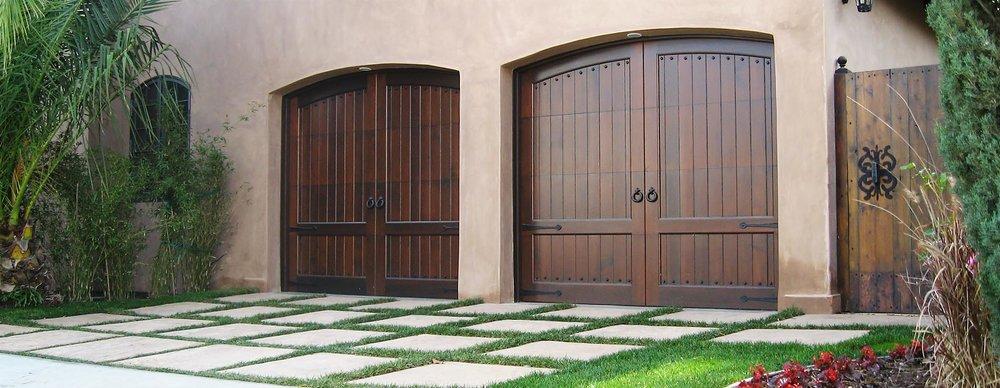 Custom Wood Sectionals -