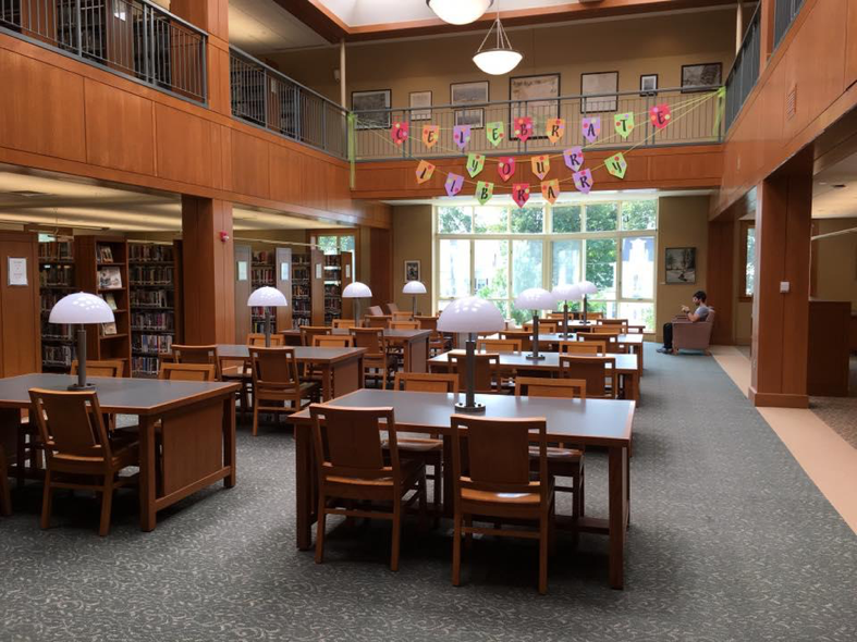 10 Reasons College Students Should Visit Their Local Library/ Community Read at Fitchburg State