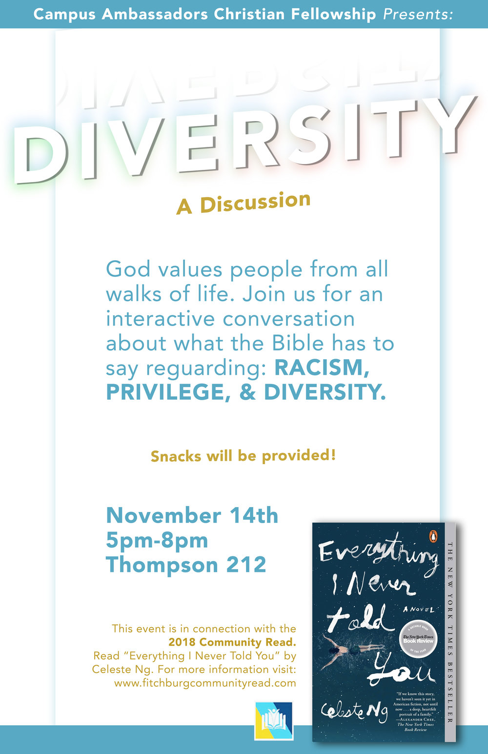 Diversity Discussion with CACF