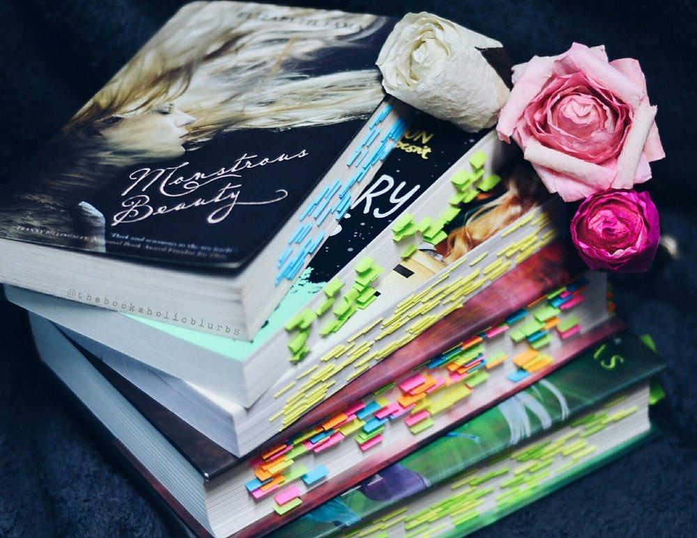 PC:  The Bookaholic Blurbs