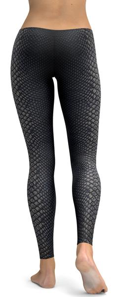 SLIPPERY SNAKE LEGGINGS - $87.99