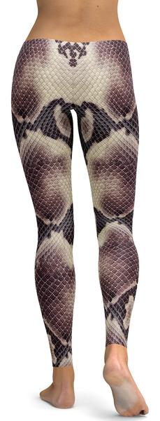 ANACONDA SNAKE LEGGINGS - $87.99