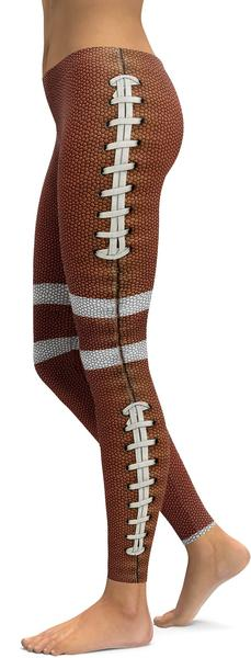 AMERICAN FOOTBALL LEGGINGS - $87.99
