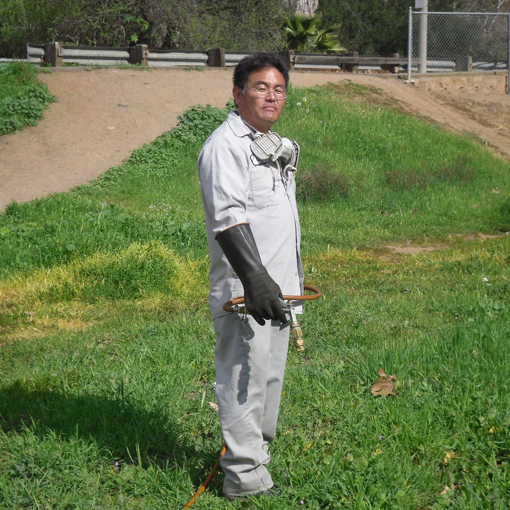 Commercial and Residential Weed Control