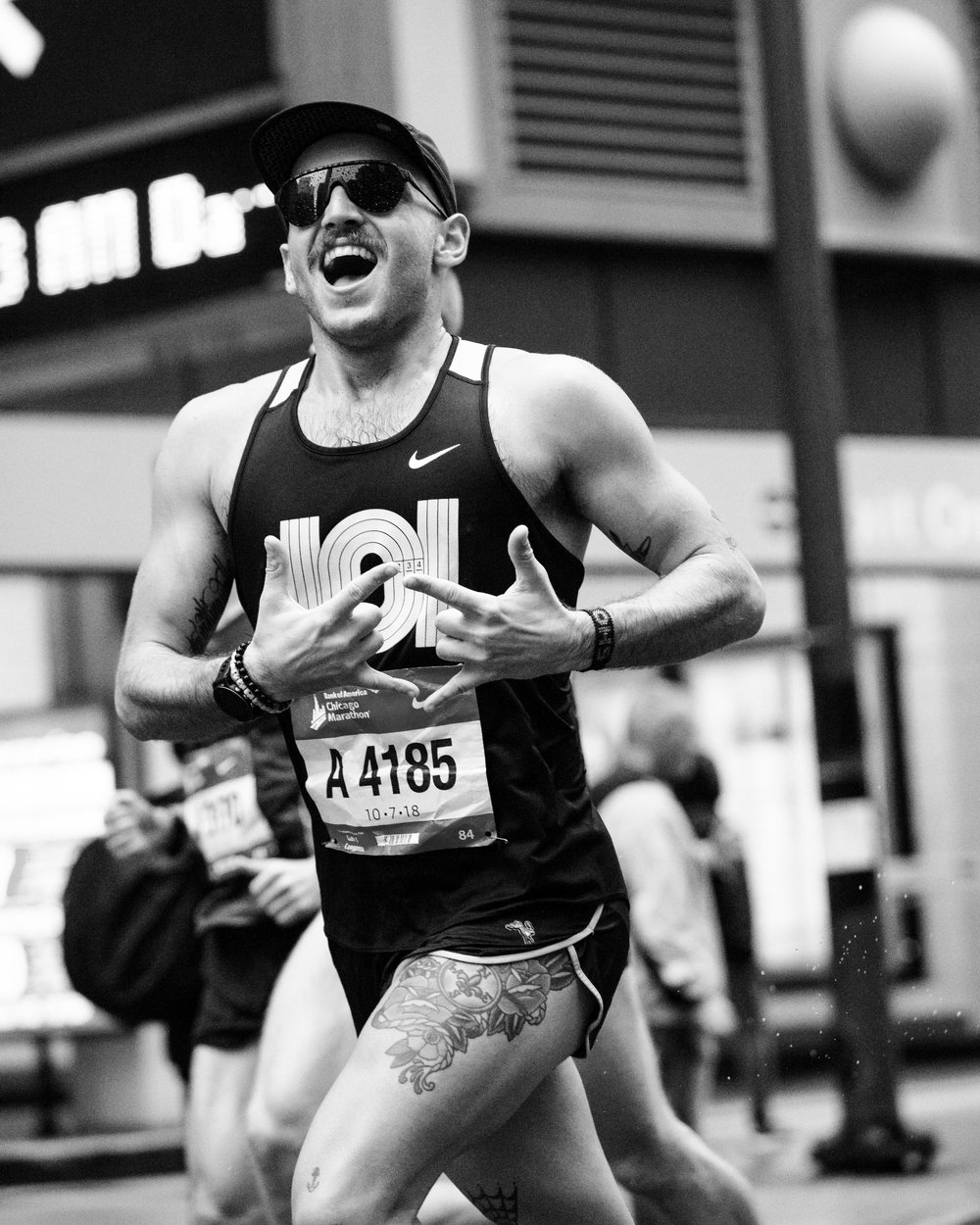 MATTHEW LUKE MEYER - Matthew Meyer is an RRCA certified running coach for Streets 101. Matthew is also a Certified Personal Trainer, Group Fitness Instructor and Fitness Nutrition Specialist, teaching a wide range of classes across NYC, including Bread & Butter at Custom Performance. He coaches clients from one mile up through ultramarathon. Matthew is an active part of the NYC running scene, both racing and cheering on his fellow athletes. Matthew is thrilled to be a part of Streets 101, working with Greg and Andy to help build this community and empower our athletes to reach their goals.
