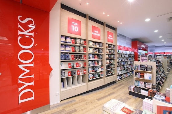 DYMOCKS | INDOOROOPILLY