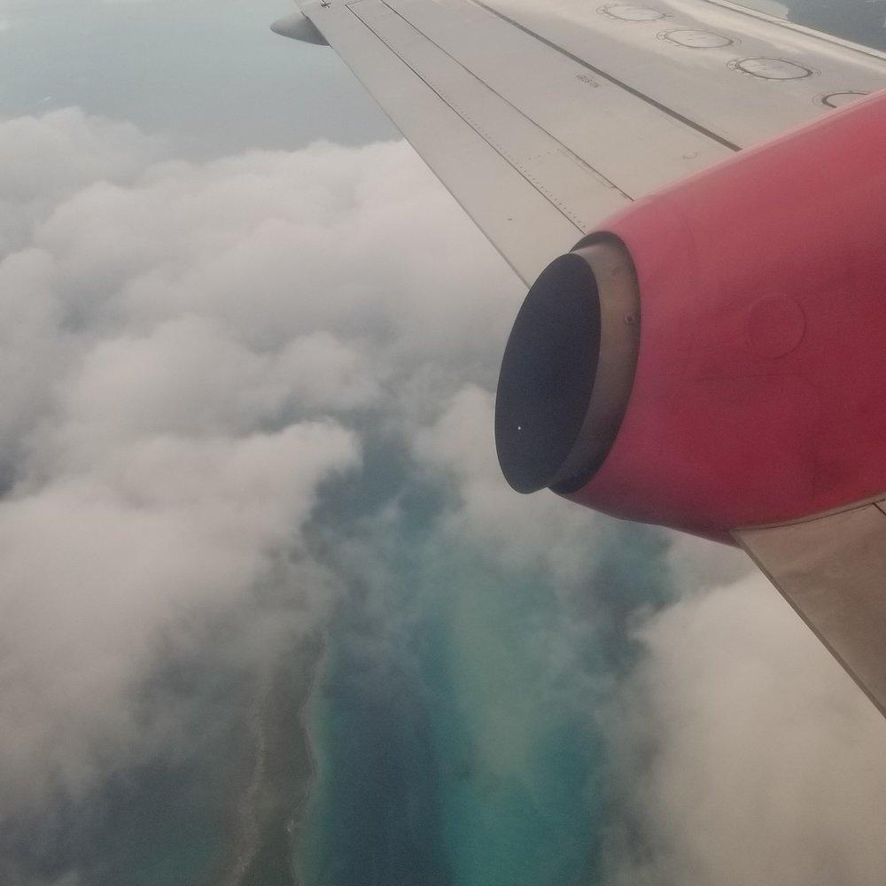 Writing Retreat: Bahamas May 2018; photo by Cristen Iris