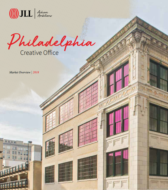 JLL Creative Office Report