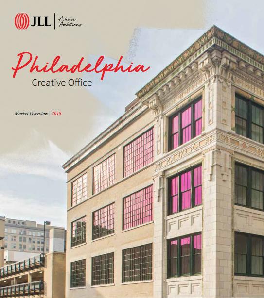 JLL Creative Office Report