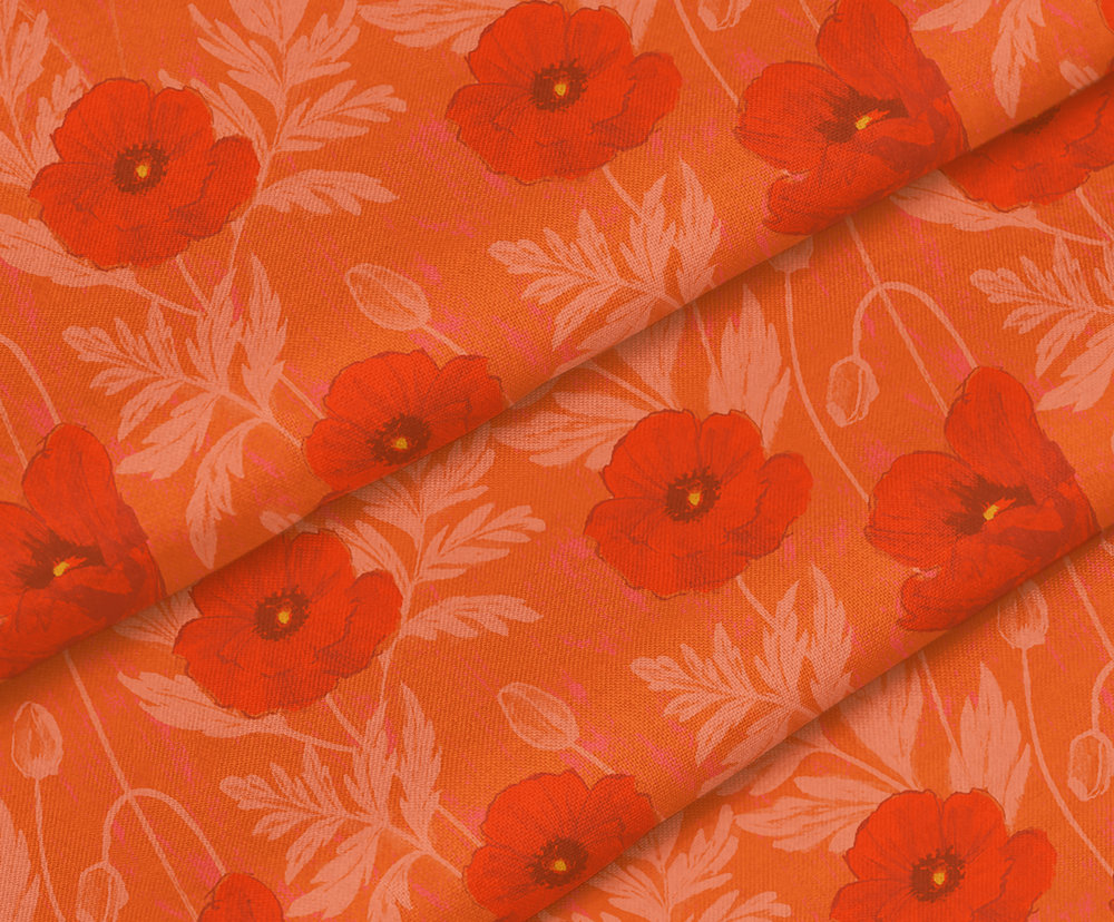 Fabric, Wallpaper + Wrapping paper -