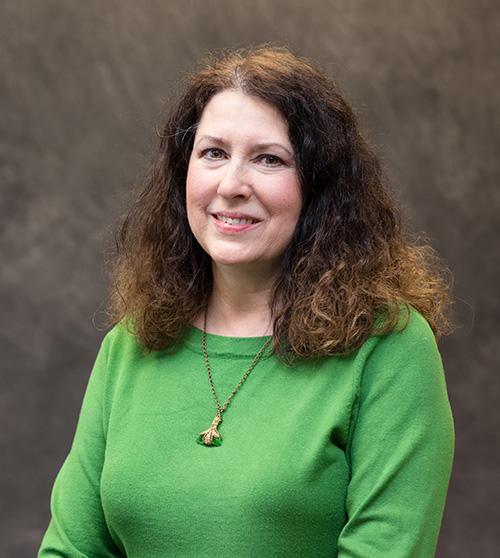 Peggy MuellerReceptionist & Admin Assistant -