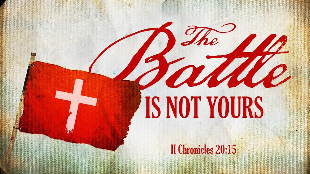 Battle Is Not Yours Ttl.jpg