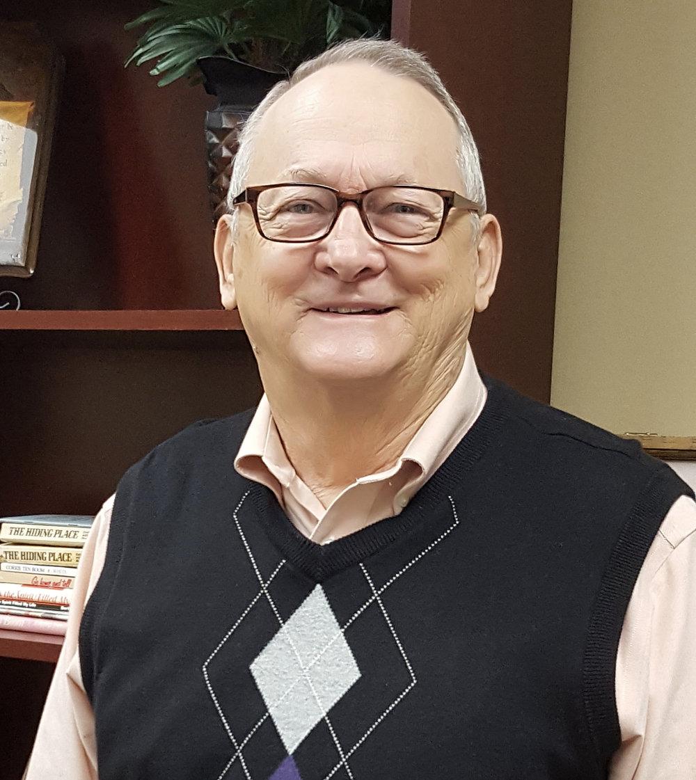 Ron OlsonSenior Adult Pastor -