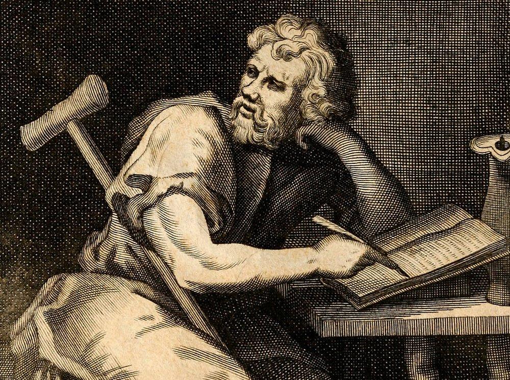Epictetus, prominent 1st Century Stoic philosopher. (Image taken from Wikipedia.org)
