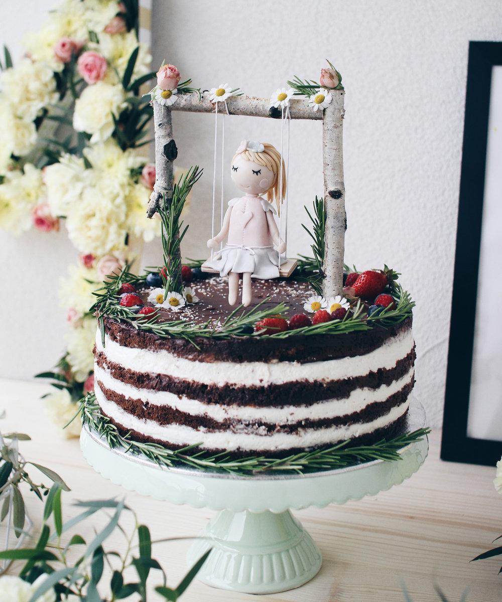 Otroške torte za punčke.
