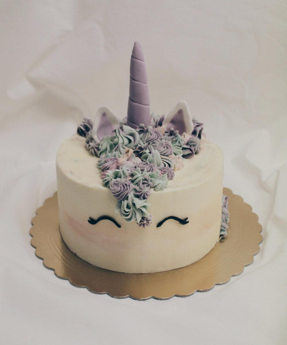 Samorog torta.