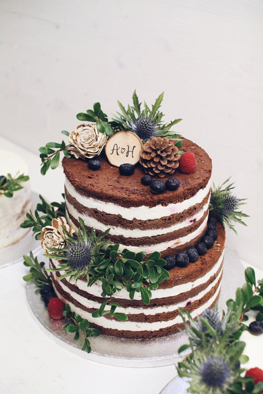 Copy of Gozdna naked torta.