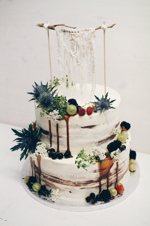Boho torta.