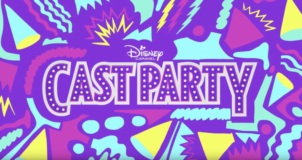 ` Andi Mack Cast Party - Disney Channel