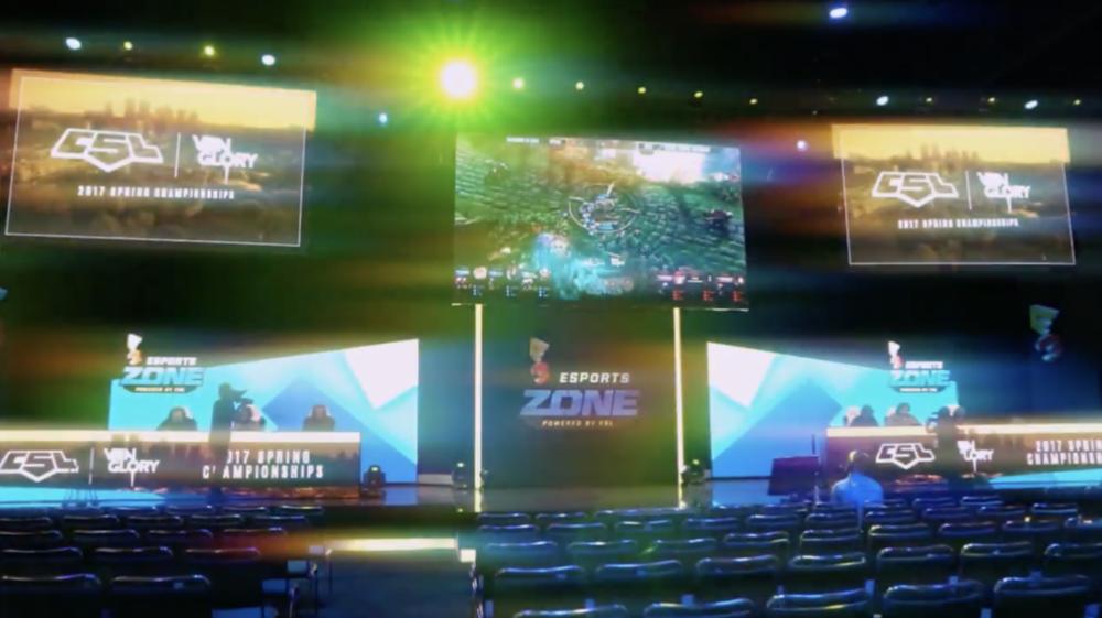 E3 Esports Zone