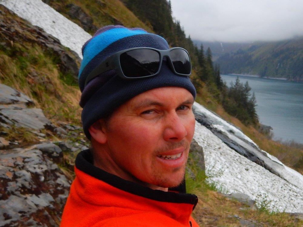 Kenai Fjords cruise charters Alaska - Crew - Captain Colin Brayton