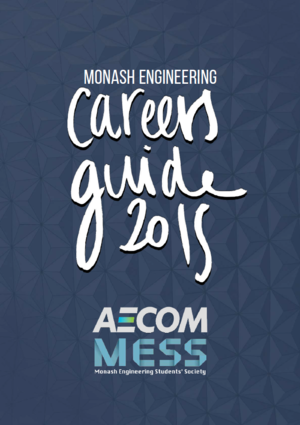 2015 Careers Guide
