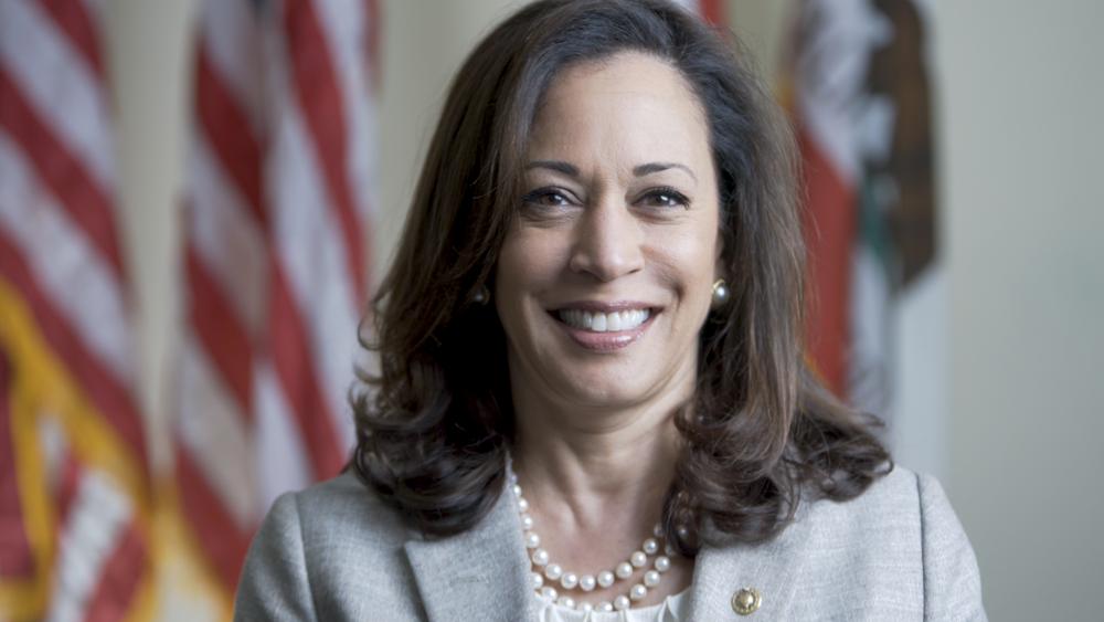 Episode 1: Senator Kamala Harris //    W     atch