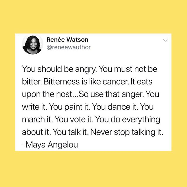 Use that anger. We needed this today ✊ #Repost @makerswomen