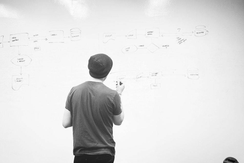 Rundum – Beratung zu Technologie, Plattform, Zielgruppenanalyse. Tonalität, Grafik und Design. Darstellung komplexer Produkte und Systeme. Entwicklung und Einbettung von Marketingkonzepten und Distributionskanälen über die reine Produktion hinaus. Erstellung von Storyboards und Drehbüchern. Komplettes Projektmanagement bis zur fertigen Anwendung.