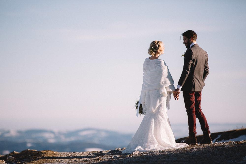 Brautpaar Foto