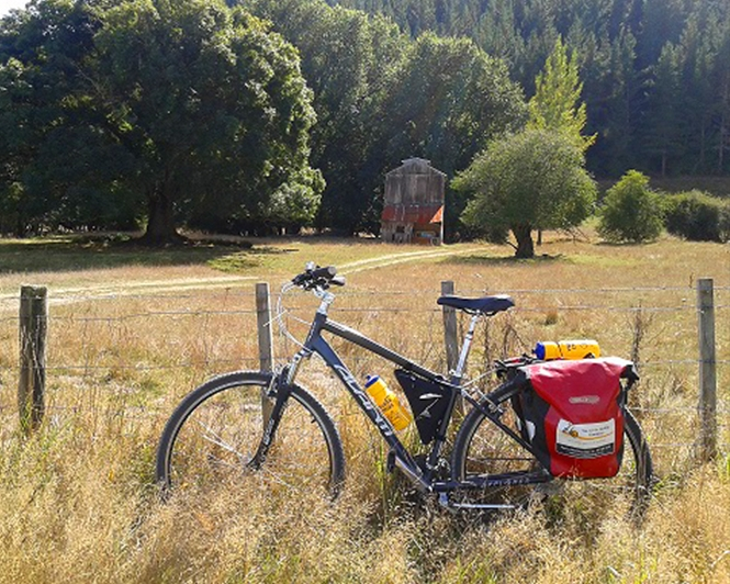 Pigeon Valley Loop - 5 days from $740 NZDWakefield - Motueka - Kaiteriteri - MapuaThe whole of the trail. A fabulous loop ride, this is Nelson at it's best. Recommended for experienced cyclists.