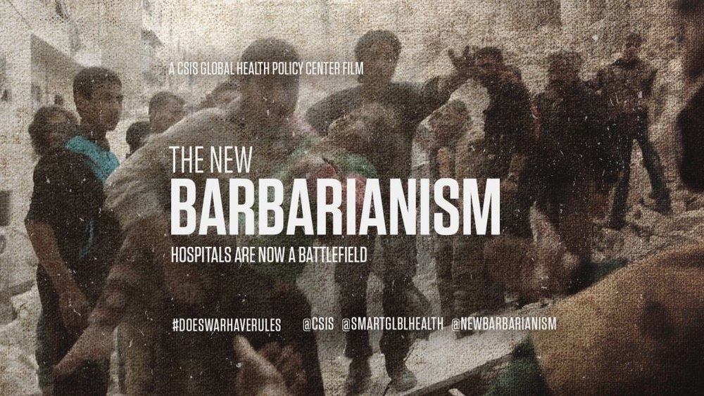The New Barbarianism - March 5, 2018