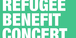 Refugee Benefit Concert - April 7, 2018