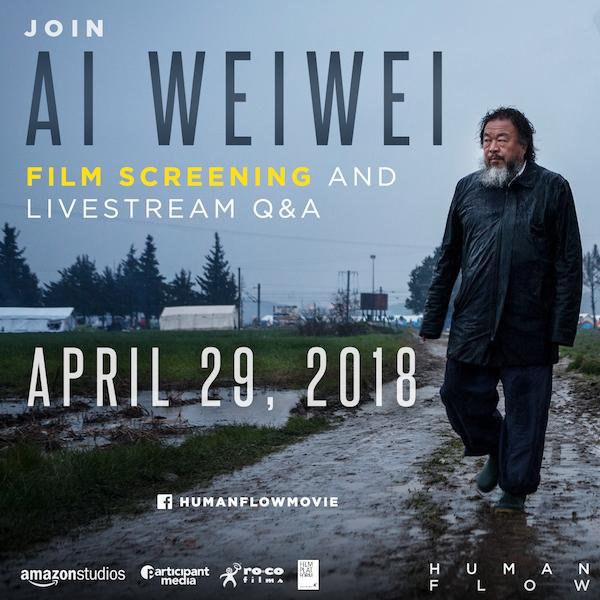 Human Flow - April 29, 2018