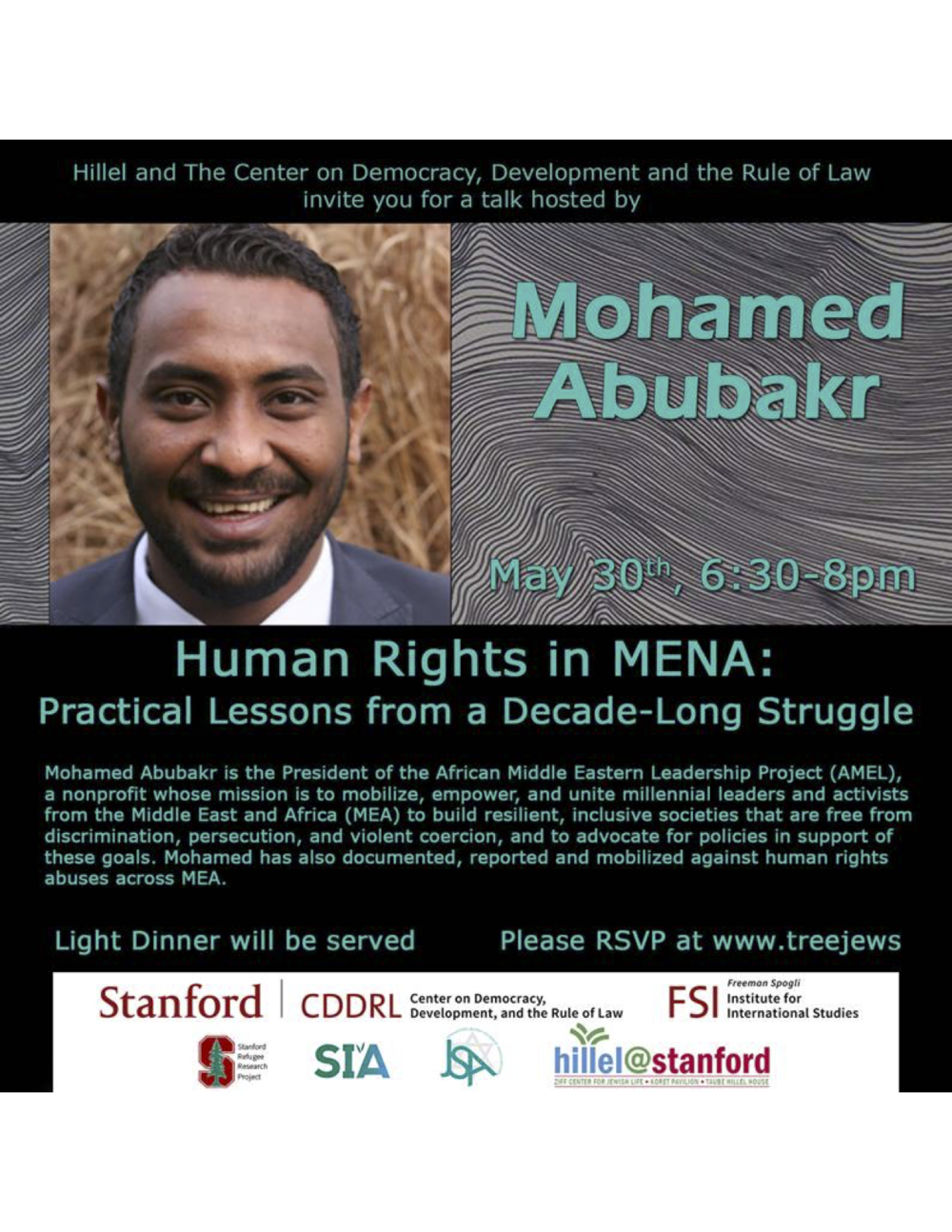 Human Rights in MENA - May 30, 2018