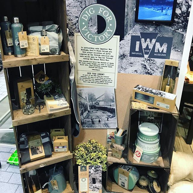 Great to have worked with @imperialwarmuseums and Crest Branding on this #beautiful range of products! You can see the full story on our LinkedIn page! #creatingadesigndifference