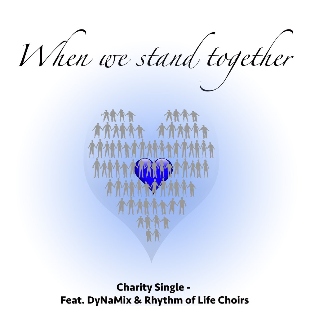 Coming soon… - 100 voices…. 1 Song….Charity Debut Single 'When we stand together' in aid of the Alzheimer's Society. Keep your eyes peeled!