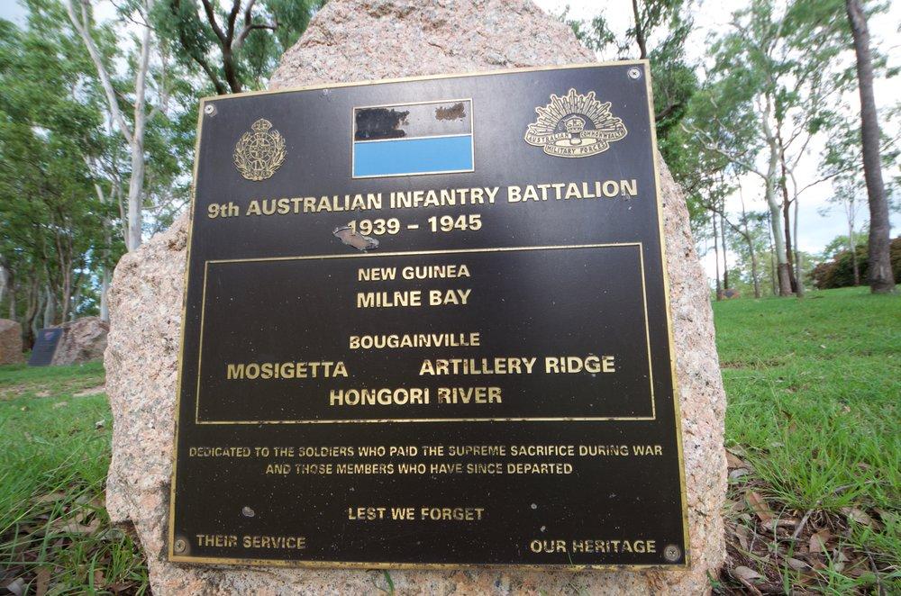 Rocky Creek War Memorial Park