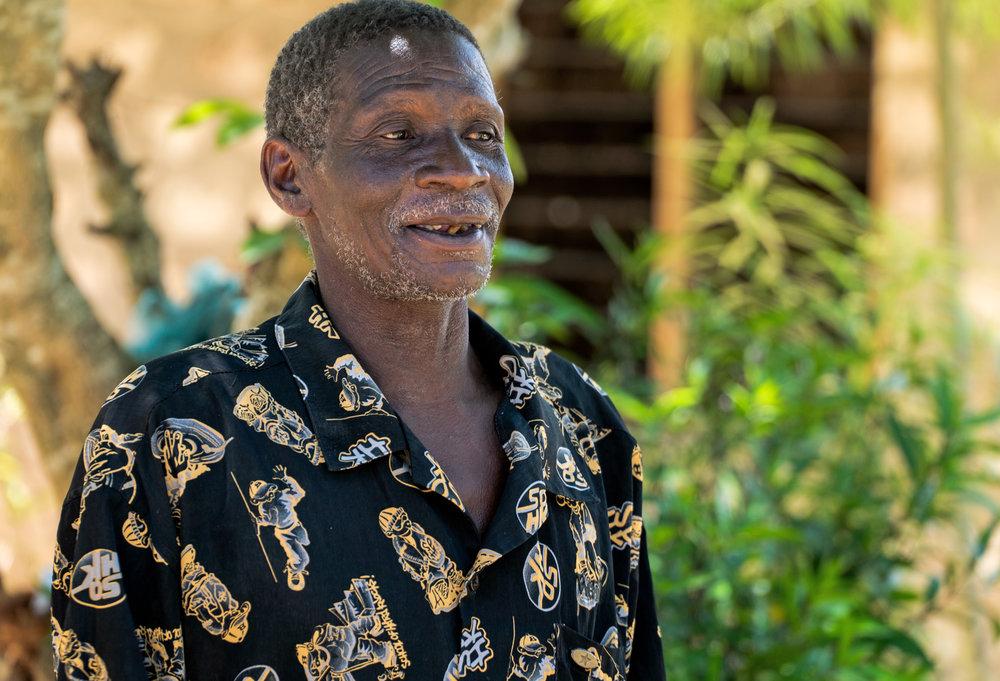 Kitsao Kalume Kadhengi - Location: Mamba, Mombasa, KenyaOccupation: Small-scale farmerSUNami Package: Water pump