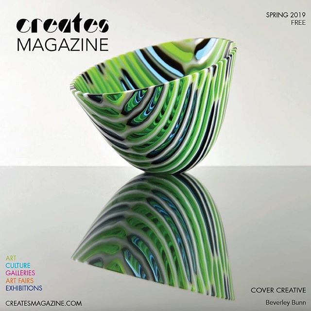 We welcome you to the Spring edition of Creates Magazine, supporting Artists, Galleries, Art Fairs and Makers across the UK. This edition features Cover Creative, Beverly Bunn along with West Sussex Art Fair, The Emerging Artist Award, Roy's People Art Fair, The Fresh Art Fair, Miriam McClay and many more. Click the link in the bio to read online or pick up an issue from one of our 327 outlets UK wide.  #CreatesMagazine #ArtPublication  #Galleries #ArtFairs #Artists #Makers #Creatives #ArtMagazine  #ArtMag #Advertise #Editorial #Magazine #Print #Paper #Art #exhibition #AffordableArt #DigitalMagazine #PrintMagazine #ContemporaryArt #ArtGallery #UnitedKingdom #Artist #GalleryWall #photography #Sculpture #Design #Glass