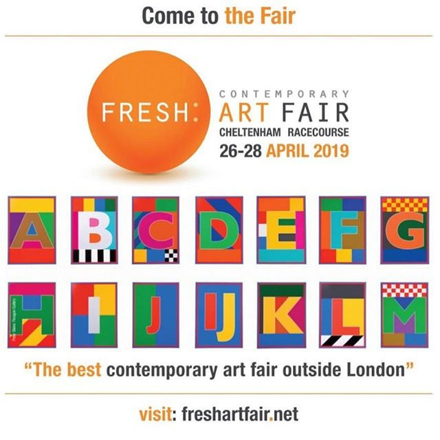 The Fresh Art Fair is back a Cheltenham Racecourse from 26 - 28 April, supporting 50 Art Galleries from across the UK including; Creates Gallery (Monmouth), Wren Gallery, Art Salon, The Barker Gallery, The Bowie Gallery and Clifton Fine Art. Plan your trip to the fair by visiting www.freshartfair.net. . . . . .  #CreatesMagazine #FreshArtFair #Chelteham #contemporaryart #modernart #fineart #abstractart #artgallery #abstract #painting #contemporary #artcollector #artoftheday #gallery #contemporaryartist #oilpainting #instaart #mixedmedia #arte #contemporarypainting #abstractpainting #abstractexpressionism #acrylic #popart #abstraction #painter #exhibition #expressionism #artlovers #artstudio