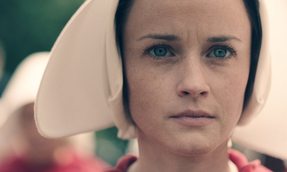The Handmaid's Tale Is The Most Terrifying & Important Show For Women In The Trump Era - The Handmaid's Tale is the story of an America that woke up too late.