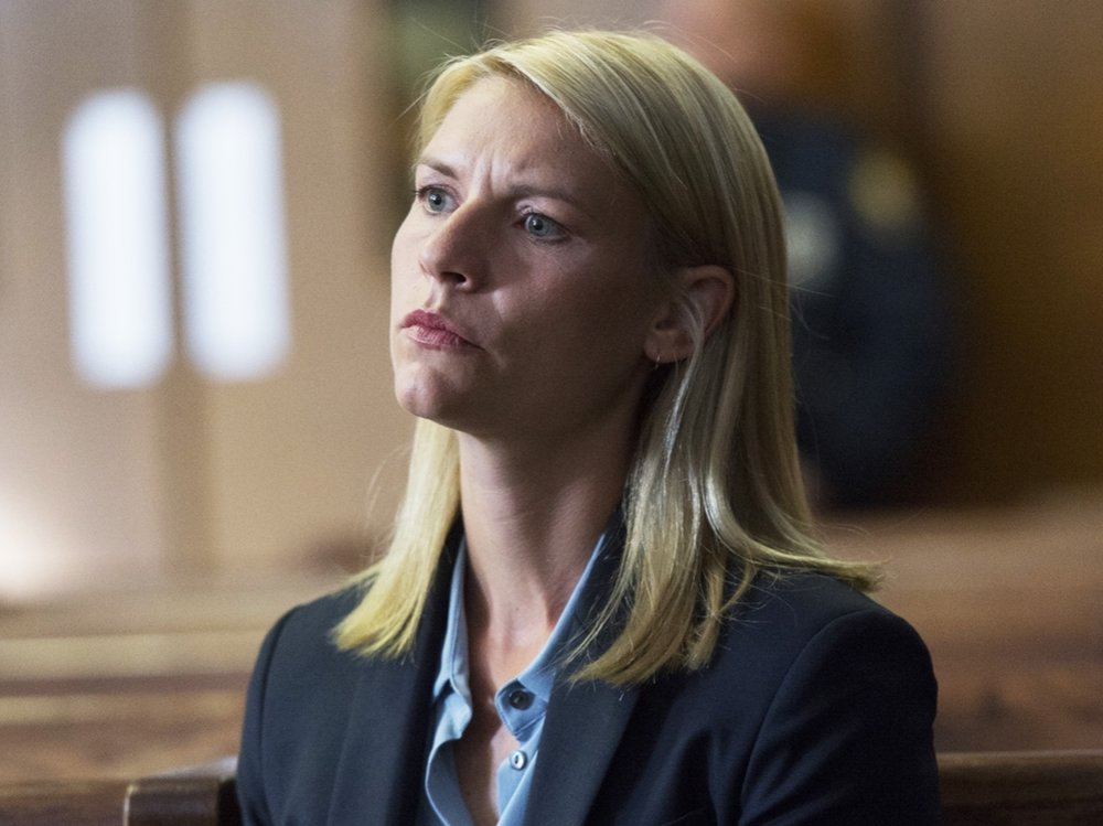 I Really Hope Donald Trump Didn't Watch The Homeland Finale - Sunday night's season 6 finale of Homeland was, as always, spectacular: pulse-pounding, smart, heartrending, and leaving us wanting more. But after the screen faded to black — as Carrie (Claire Danes) stood across the mall from the White House, wary of her country's future, as per usual — I had to wonder: did our commander-in-chief just see that? My next thought: shit, I hope not. Here's why. [Spoilers ahead!]All season, we've tracked an insidious plot to discredit and disempower the president-elect Elizabeth Keane. Last night, the depth and breadth of the conspiracy to take down Keane (politically and literally) was revealed. Following the assassination attempt, we fast-forward six weeks, into day 36 of the rocky Keane presidency. Dar Adal (F. Murray Abraham) and his co-conspirators throughout the government were arrested...READ ON R29
