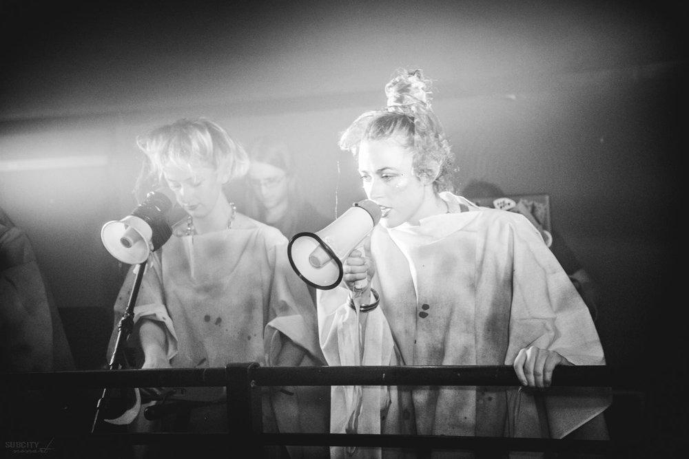 Subcity Radio - Halloweenthe Buff Club, Glasgow30 Oct 2015