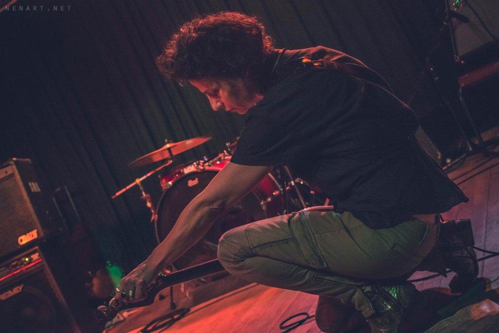 carla bozulich - the Wee Red Bar, Edinburgh17 Apr 2015