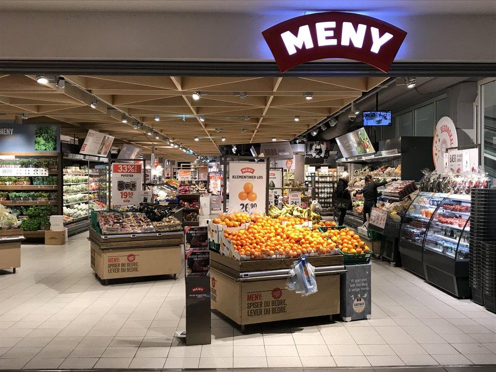 Meny - Ombygging av 10 butikker