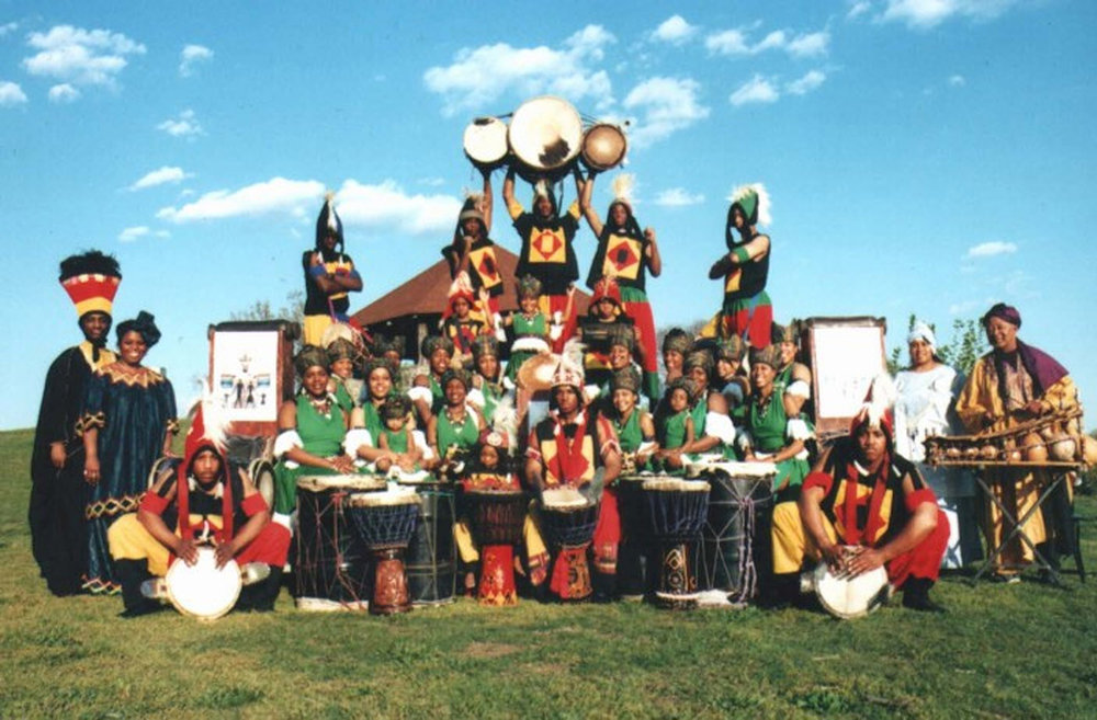 UNIVERSAL African Dance & Drum Ensemble