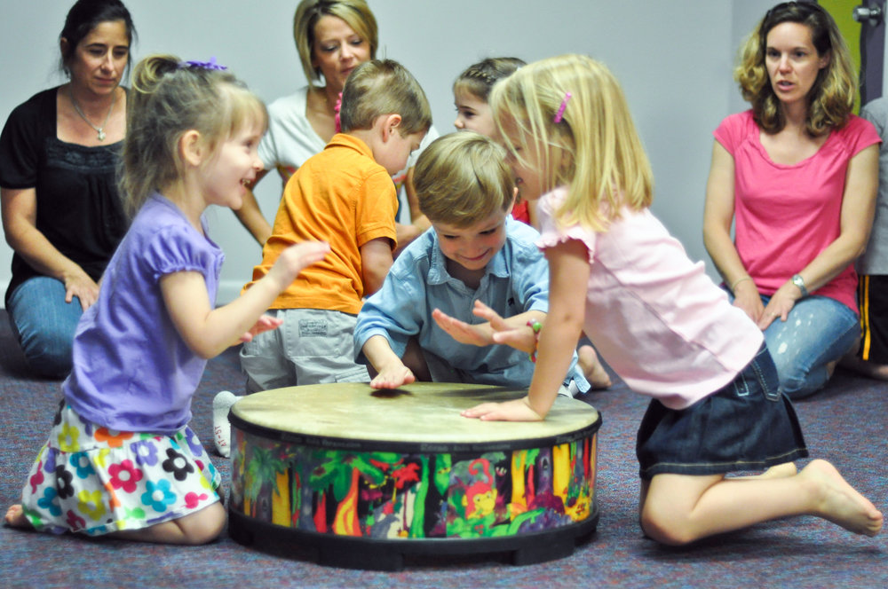 Music and Movement - Bring the little ones for song, dance, and fun! Start your festival day off by moving to the music, shaking the tambourine, ringing the bells, and rattling the shakers!