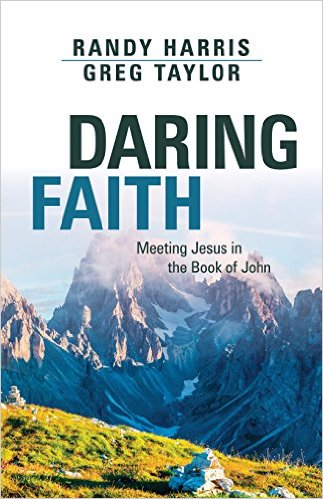 Daring Faith from Amazon art